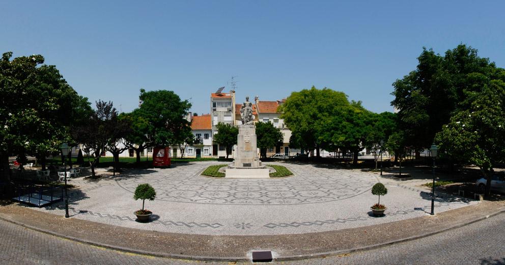 Praça Barão da Batalha
